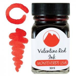 Monteverde Atrament Valentine Red 30ml