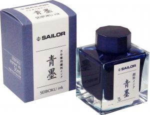 Sailor Atrament do Piór Wiecznych Pigment Ink Blue-Black Sei-Boku