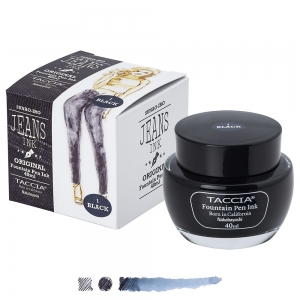 Taccia Jeans Atrament Black 40ml
