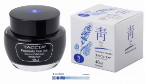 Taccia Sunaoiro Atrament Ao (Blue) 40ml