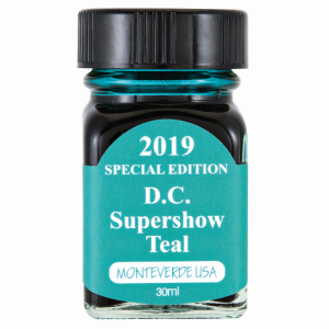 Monteverde Atrament DC Supershow Teal 30ml