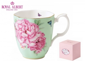 Royal Albert Miranda Keer Friendship Kubek Green