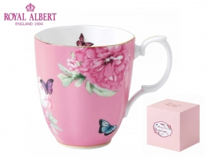 Royal Albert Miranda Keer Friendship Kubek Pink