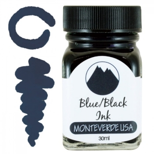 Monteverde Atrament Blue Black 30ml