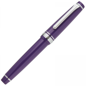 Sailor Pro Gear Slim Blueberry Pióro Wieczne 14k RT