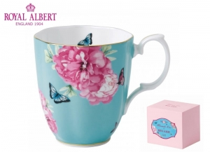 Royal Albert Miranda Keer Friendship Kubek Turquoise