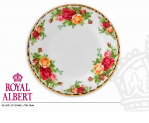 Royal Albert Old Country Rose Talerz 16cm
