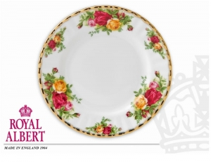 Royal Albert Old Country Rose Talerz 18cm