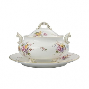 Royal Crown Derby Posie Podstawa pod Wazę 3l.