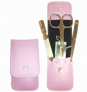 ZWILLING? Beauty Color Splash Light Pink Kpl do Manicure 3 el.