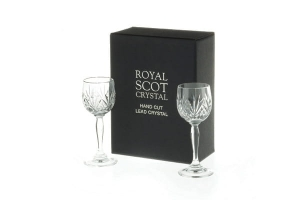 Royal Scot Crystal Kieliszki Highland do Sherry 2szt.