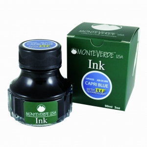 Monteverde Atrament Capri Blue 90ml