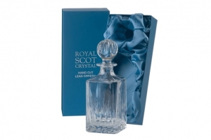 Royal Scot Crystal Sapphire Karafka do Whisky