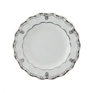 Royal Crown Derby Elizabeth Platinum Talerz 270mm