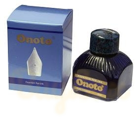 Onoto Atrament Quartz Black Butelka 80ml